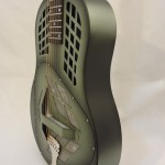National Resonator NRP Tricone Guitar Side View