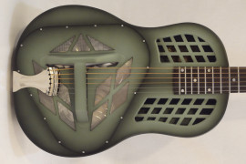 National Resonator NRP Tricone Guitar Main View