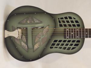National Resonator NRP Tricone Guitar Main View