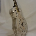 National Resonator Style O 14-Fret Side View