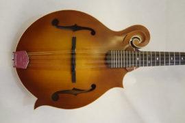 Weber Bitterroot F-Style Mandolin Main View