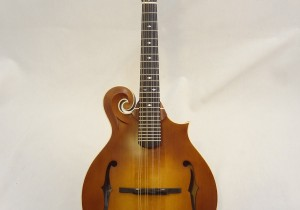 Weber Bitterroot F-Style Mandolin Full Front View