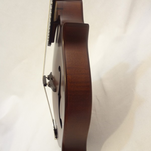 Weber Gallatin Wide Nut F-Style Mandolin Side View