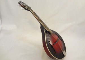 Weber Yellowstone A-Style Mandolin Angled Front Full View