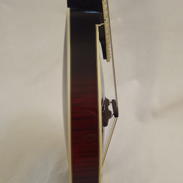 Weber Yellowstone A-Style Mandolin Side View