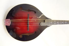 Weber Yellowstone A-Style Mandolin Main View