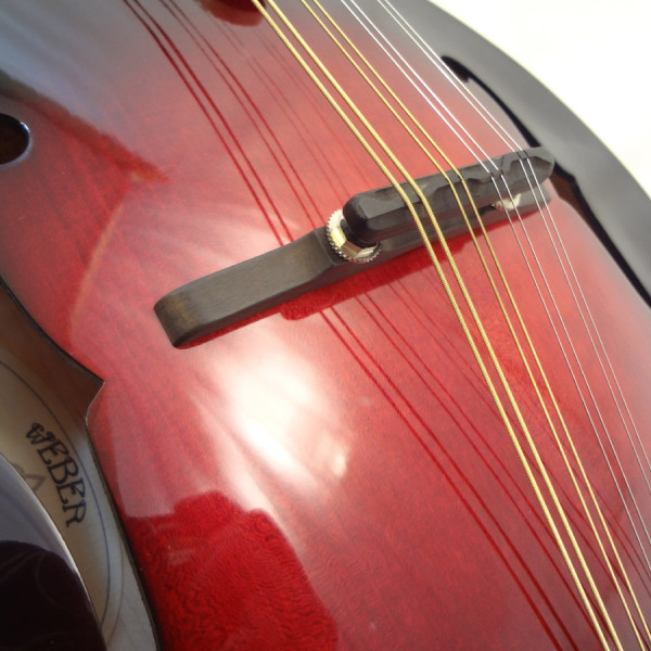 Weber Yellowstone A-Style Mandolin Bridge