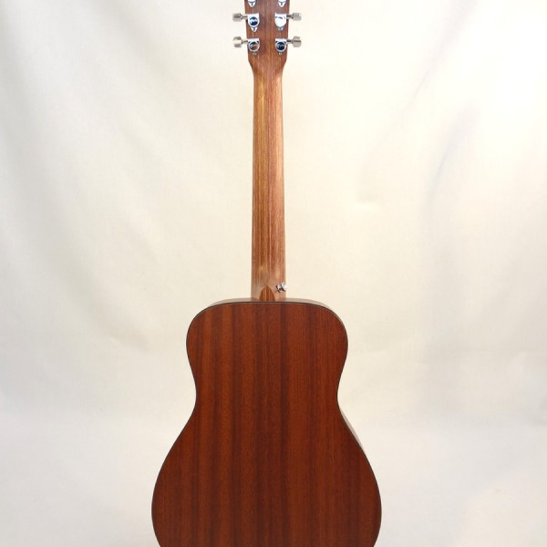 C.F. Martin Left-Handed Acoutic Guitar LX1-L Full Back Image