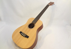C.F. Martin Left-Handed Acoutic Guitar LX1-L Front Angled Image