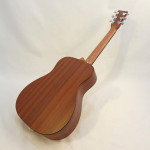 C.F. Martin Left-Handed Acoutic Guitar LX1-L Back Angled Image