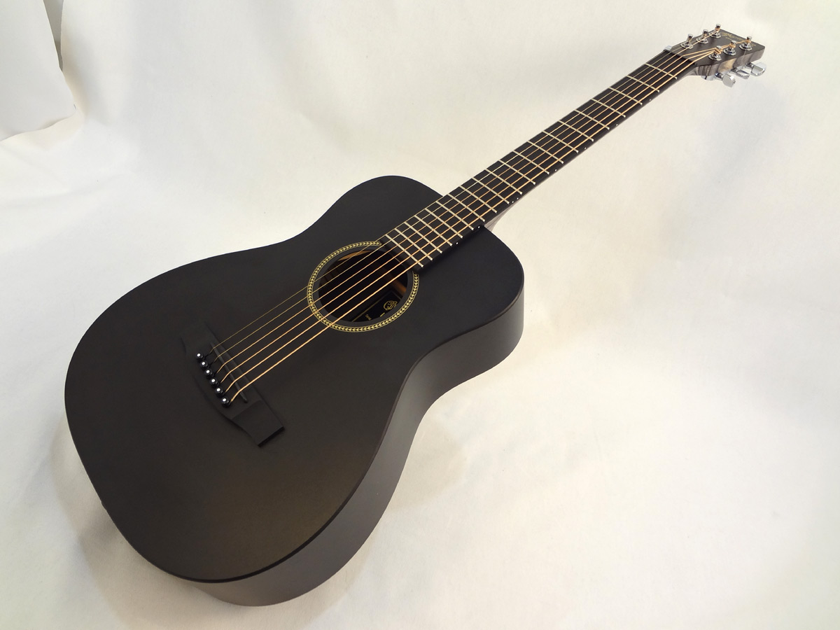 C.F. Martin Left-Handed Acoutic Guitar LX BLACK Main View