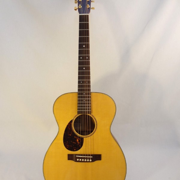 C.F. Martin Lefty Acoutic Guitar SWOMGT-L Full Front