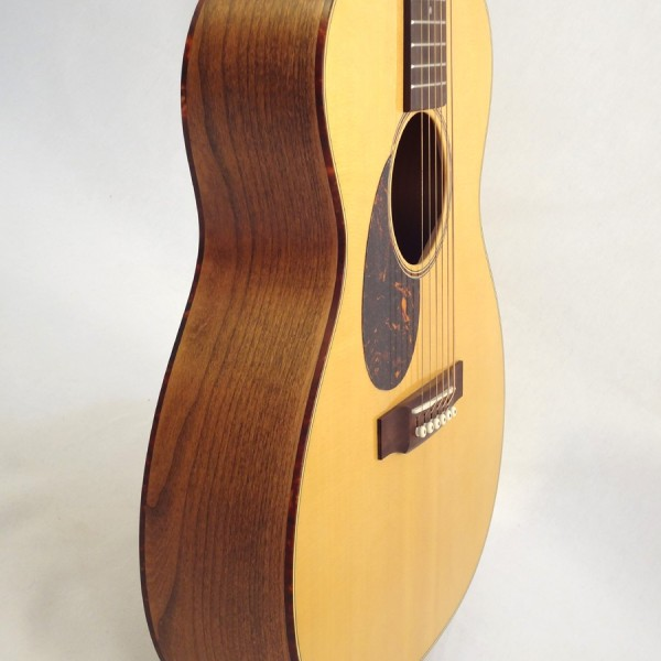 C.F. Martin Lefty Acoutic Guitar SWOMGT-L Side View