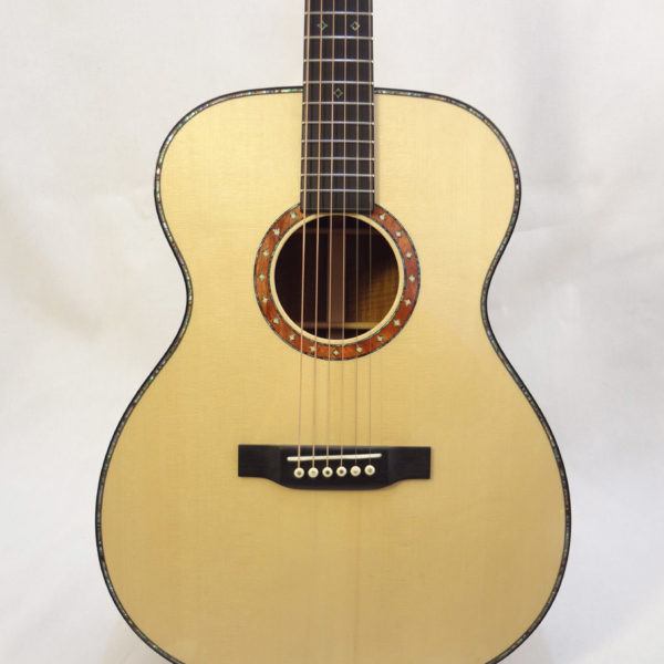 C.F. Martin CS-OM True North 16 Acoustic Guitar Limited Edition Front Body View
