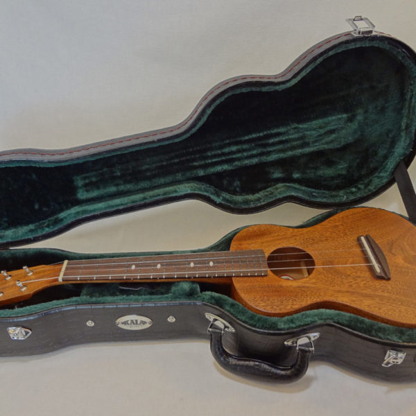 Kala Tenor Uke with Case