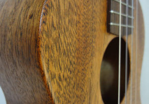 Kala Tenor Uke Side Top