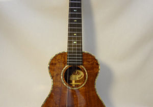 Kala Gloss Tenor Uke Front Body Full