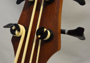 M-BASS25FL Headstock