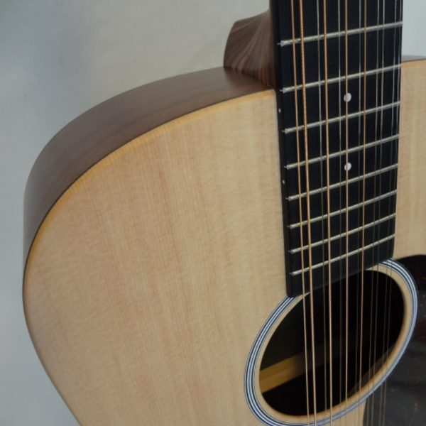 C.F. Martin D12X1AE Close Up Strings