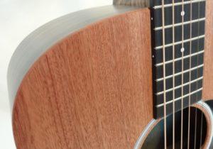 C.F. Martin DX2AE Macassar Close Up Strings