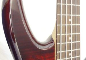 Ibanez GSR250-5MCNB Fretboard