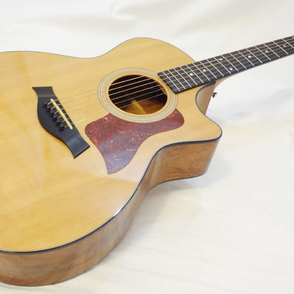 Taylor-314C3_USED Front Full Angled