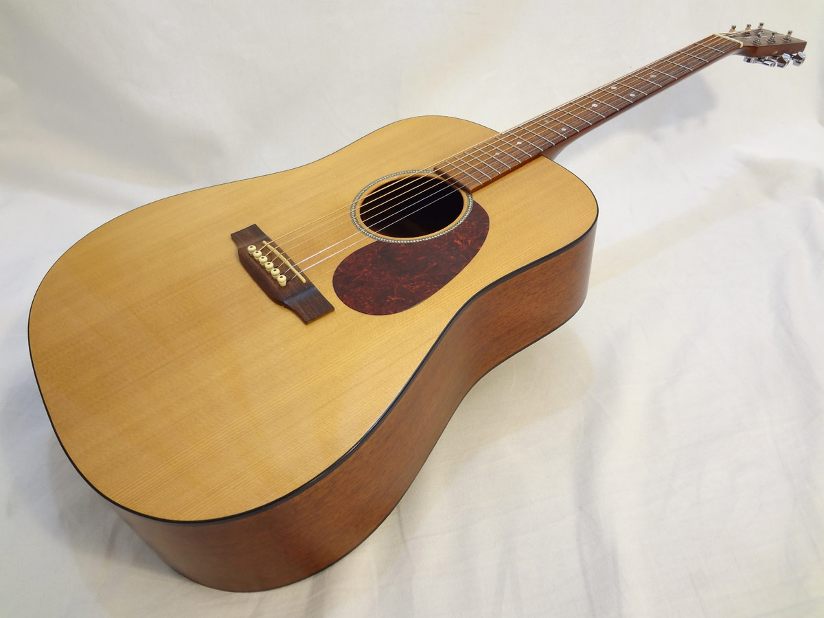 crossroads music sold c f martin d 16gt acoustic guitar used. Black Bedroom Furniture Sets. Home Design Ideas