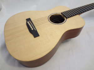 Martin LX1 Front
