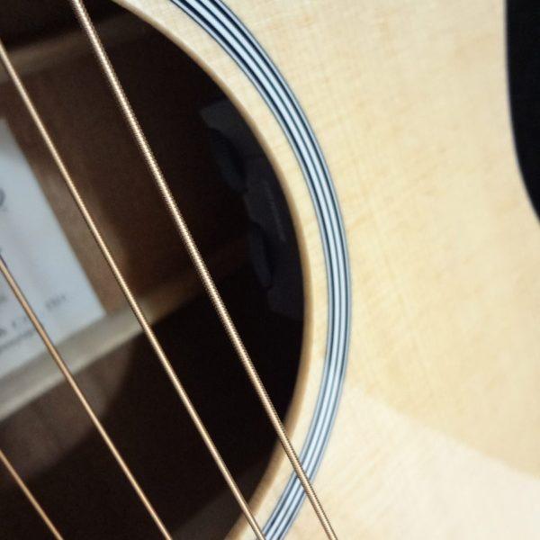 GPCRSGTL C.F. Martin Grand Performer Left Handed Guitar Volume Controls