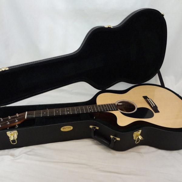 GPCRSGTL C.F. Martin Grand Performer Left Handed Guitar with Case