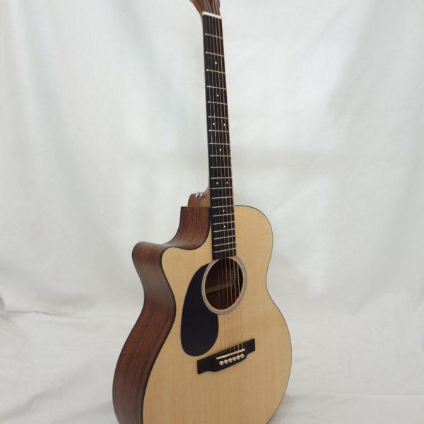 GPCRSGTL C.F. Martin Grand Performer Left Handed Guitar Side View