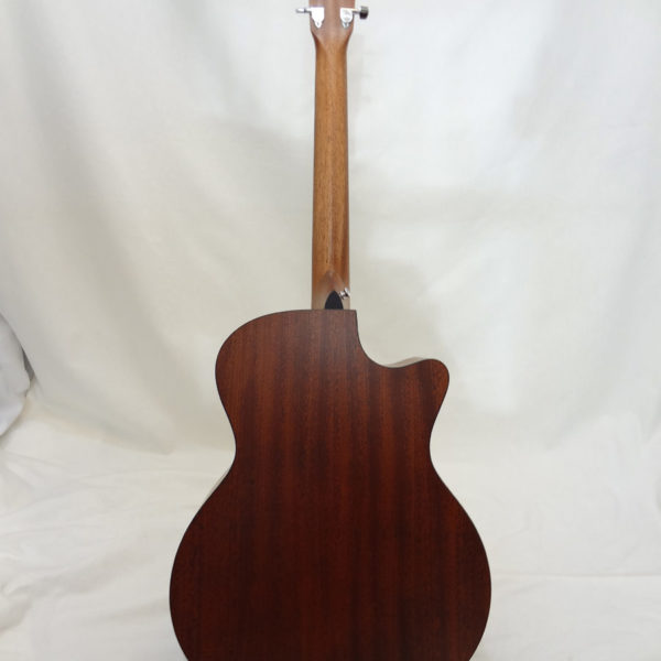 GPCRSGTL C.F. Martin Grand Performer Left Handed Guitar Back View