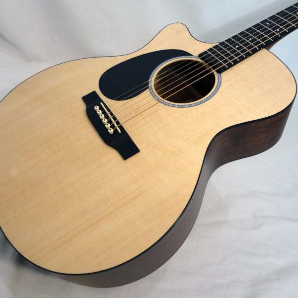 GPCRSGTL C.F. Martin Grand Performer Left Handed Guitar Angled View