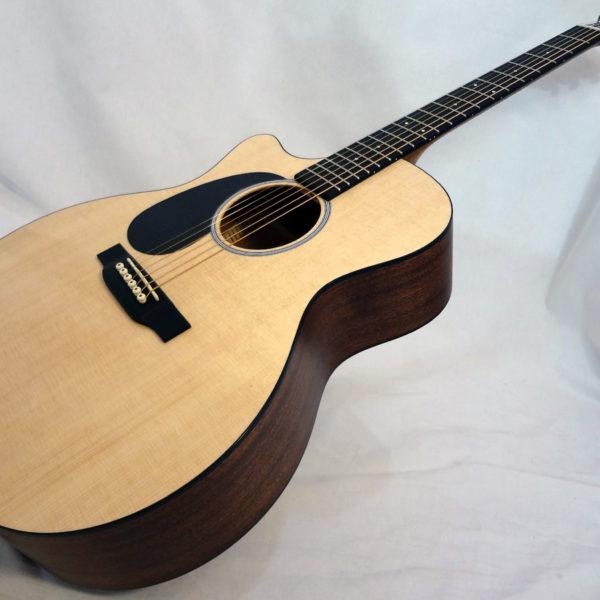 GPCRSGTL C.F. Martin Grand Performer Left Handed Guitar Angled Full View