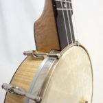 Jere Canote Banjo Uke C-1993 Little Wonder Side Close Up