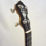 Jere Canote Banjo Uke C-1993 Little Wonder Side of Headstock