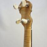 Jere Canote Banjo Uke C-1993 Little Wonder Back of Headstock