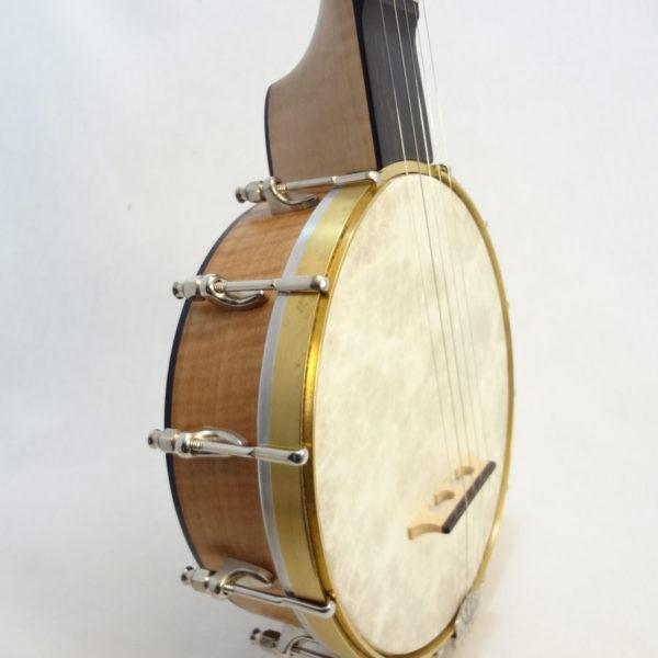 Jere Canote Pony Banjo Side View