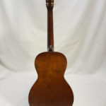 Art & Lutherie Roadhouse Acoustic Guitar Bourbon Finish Full Back View