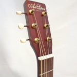 Art & Lutherie Roadhouse Acoustic Guitar Tennessee Red Finish Headstock