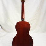 Art & Lutherie Roadhouse Acoustic Guitar Tennessee Red Finish Full Back View