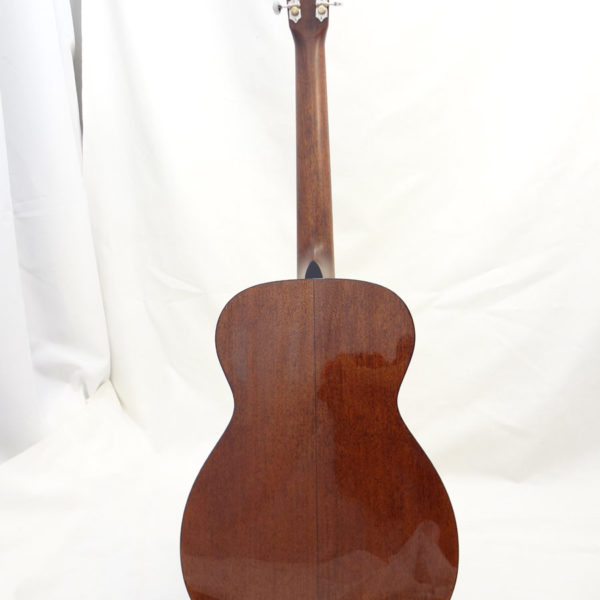 C.F. Martin 0-18 Acoustic Guitar Spruce Top Full Back View