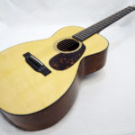 C.F. Martin 0-18 Acoustic Guitar Spruce Top Full Front Angled View