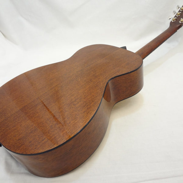 C.F. Martin 0-18 Acoustic Guitar Spruce Top Full Angled Back View