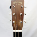 C.F. Martin 0-18 Acoustic Guitar Spruce Top Headstock