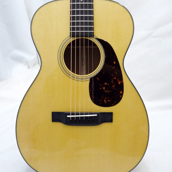 C.F. Martin 0-18 Acoustic Guitar Spruce Top View