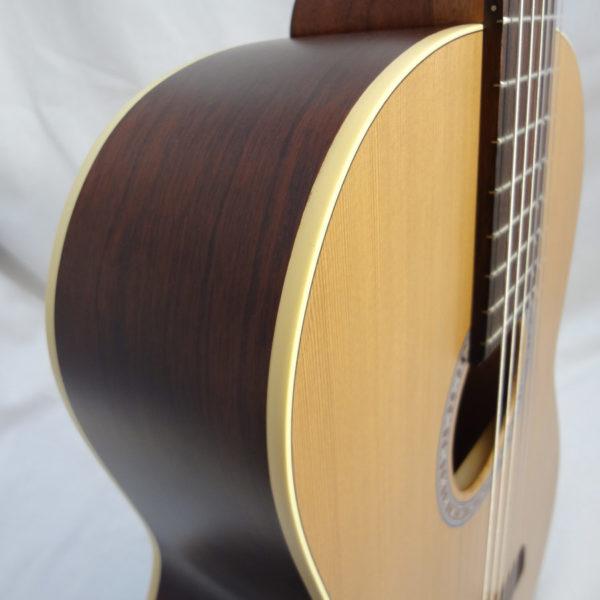 La Patrie Etude Nylon Guitar Side View