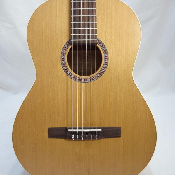 La Patrie Etude Nylon Guitar Front View