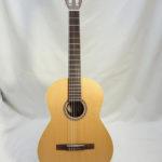 La Patrie Presentation Nylon Classical Guitar Full Front View