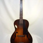 Kalamazoo Archtop Guitar C.1940 KG-22 Front View